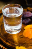 Ramadan water for iftar Royalty Free Stock Images