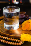 Ramadan water for iftar Stock Photography