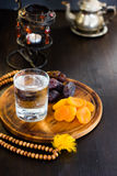 Ramadan water for iftar Stock Images