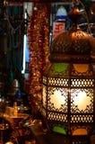 Ramadan& x27; s Fanous 库存图片