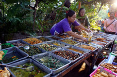 Ramadhan-Lebensmittel Lizenzfreie Stockfotos