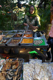 Ramadhan-Lebensmittel Lizenzfreies Stockfoto