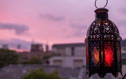 Ramadhan oder Eid Lantern lizenzfreies stockfoto