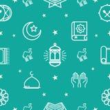 Ramadhan wzór Fotografia Stock