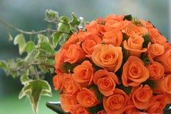 Ramalhete 7 do casamento Foto de Stock Royalty Free
