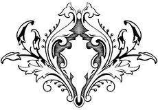 Ramalhete barroco Imagens de Stock Royalty Free