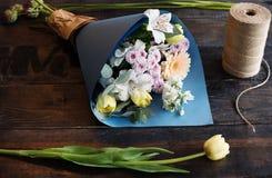 Ramalhete bonito Fotos de Stock Royalty Free