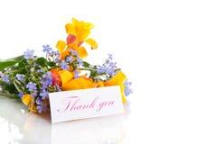 Ramalhete bonito da mola das flores Imagens de Stock Royalty Free