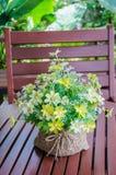 Ramalhete bonito das flores Imagens de Stock Royalty Free