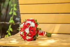 Ramalhete bonito do casamento Foto de Stock Royalty Free