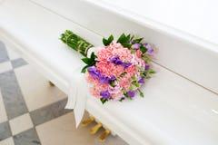 Ramalhete bonito do casamento Fotos de Stock Royalty Free