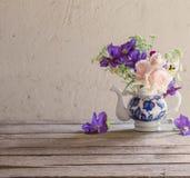 Ramalhete bonito no estilo rústico Fotografia de Stock