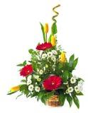 Ramalhete brilhante da flor imagem de stock