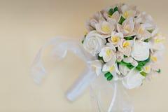 Ramalhete cerâmico do casamento Fotografia de Stock Royalty Free