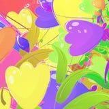 Ramalhete colorido Fotografia de Stock