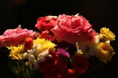 Ramalhete colorido da flor foto de stock