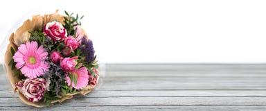 Ramalhete colorido para o dia de mães Foto de Stock
