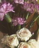 Ramalhete da flor Fotografia de Stock