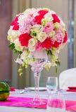 Ramalhete da flor fotos de stock