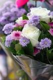 Ramalhete da flor das rosas imagem de stock royalty free