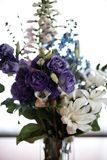 Ramalhete da flor fresca Foto de Stock Royalty Free