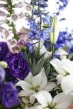 Ramalhete da flor fresca fotos de stock royalty free