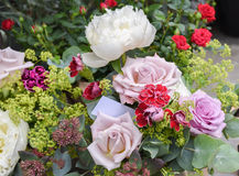 Ramalhete da flor fresca Imagem de Stock
