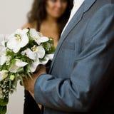 Ramalhete da noiva Imagens de Stock Royalty Free