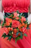 Ramalhete da noiva Foto de Stock