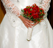 Ramalhete da noiva Fotos de Stock Royalty Free