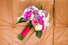 Ramalhete da noiva bonita Fotografia de Stock
