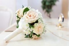 Ramalhete da noiva bonita Imagens de Stock Royalty Free