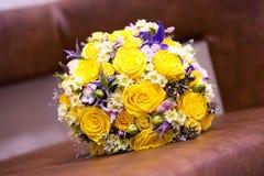 Ramalhete da noiva bonita Imagem de Stock