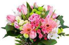 Ramalhete das flores Imagens de Stock Royalty Free