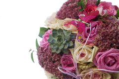 Ramalhete das flores Foto de Stock