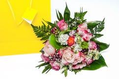 Ramalhete das flores 3 Foto de Stock Royalty Free