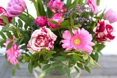 Ramalhete das flores para o dia de mães Fotografia de Stock Royalty Free