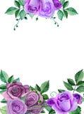 Ramalhete das rosas Foto de Stock Royalty Free
