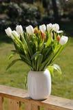 Ramalhete das tulipas Foto de Stock