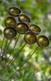 Ramalhete de bronze Imagens de Stock Royalty Free