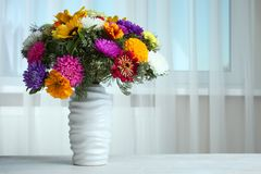 Ramalhete de flores bonitas Foto de Stock Royalty Free