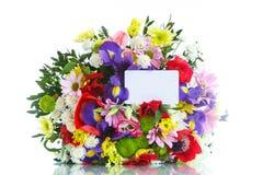 Ramalhete de flores da mola Imagem de Stock