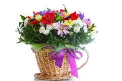Ramalhete de flores da mola Fotografia de Stock