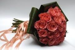 Ramalhete de Rosa Imagem de Stock Royalty Free