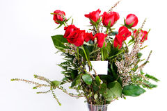 Ramalhete de Rosa Foto de Stock Royalty Free