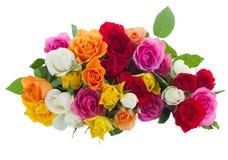 Ramalhete de rosas frescas Imagem de Stock