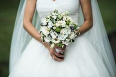 Ramalhete do casamento fotografia de stock