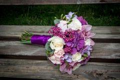 Ramalhete do casamento Imagem de Stock Royalty Free