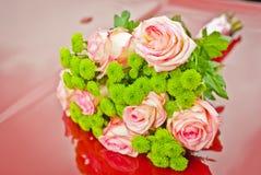 Ramalhete do casamento das flores Foto de Stock