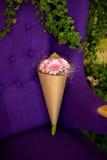 Ramalhete do gerbera cor-de-rosa Fotos de Stock Royalty Free